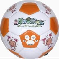 耐磨卡通儿童球喜洋洋与灰太狼2号儿童足球