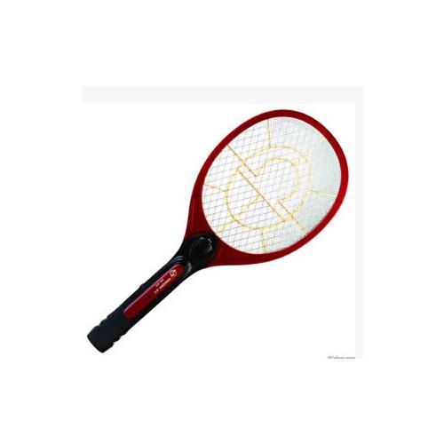 康铭km-370充电电蚊拍 康铭电蚊拍 led灯 三层防护网灭蚊电蚊拍