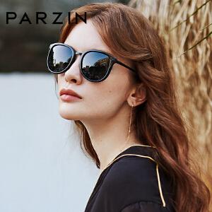 帕森新款复古偏光太阳镜 女 时尚驾驶镜 男 情侣款经典墨镜9238