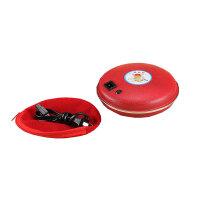 新一代 取暖器 充电式暖手宝 电热饼 电热暖手器电暖宝15cm 400w 送绒套