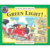Little Red Train: Green Light 红色小火车一路绿灯 ISBN 9780099265023
