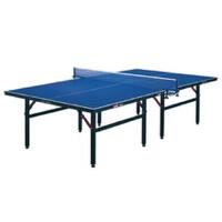 专柜 红双喜 TM3626家用折叠乒乓球桌 送网架 防水耐磨