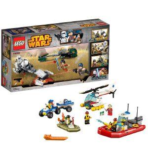 [当当自营]LEGO 乐高 星球大战系列 依斯拉的极速机车 积木拼插儿童益智玩具 75090