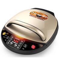 利仁(Liven)LR-D3020A电饼铛(美猴王)可拆洗 自主烙烤 速脆功能煎饼机煎烤机