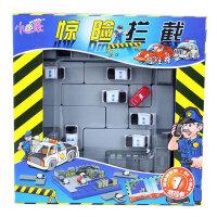 小乖蛋 桌面游戏 任务闯关迷宫游戏 逻辑思维益智玩具解题推理玩具 惊险拦截 60关