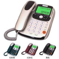 堡狮龙电话机HCD133(25)TSDL 来电报号 黑名单电话 免提通话