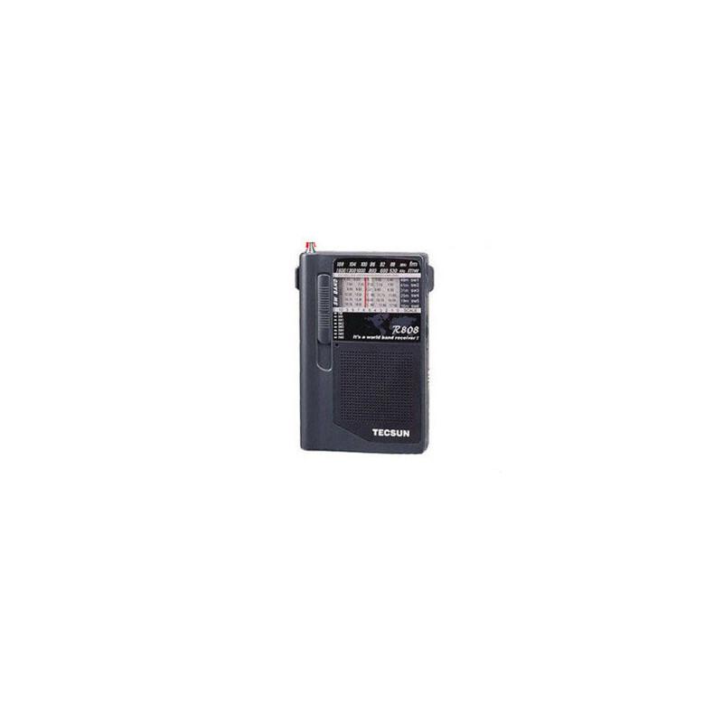 德生r-808收音机 r808 小全波段 收音机 可外放