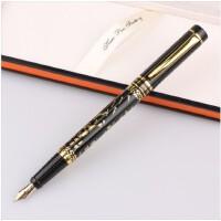 HERO英雄钢笔 美工笔 八骏图  美工钢笔 9063 英雄美工笔