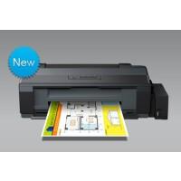 爱普生L1300墨仓式 A3+照片打印机  A3幅面自带连供打印机 L1300连供打印机 替代 ME1100 ME-1100