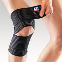 美国LP护具 LP631护膝 膝部弹性绷带 健美 健身 篮球