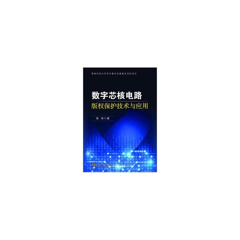 数字芯核电路保护技术与应用 9787564155858