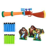 熊出没光头强玩具枪MG-205 熊出没儿童玩具枪 男孩电动猎枪玩具
