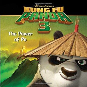 波的力量 英文原版 The Power of Po 功夫熊猫3 Maggie Testa