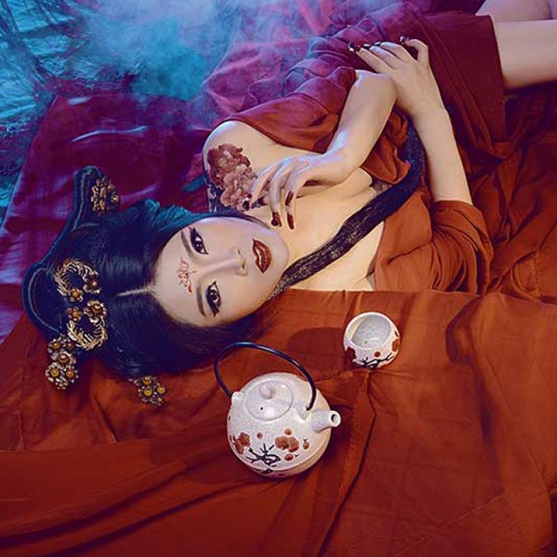 [北京]夜宴999元古装摄影创意拍摄至少80张 精修26张 底片全送服装