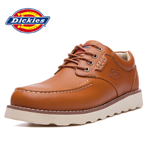 Dickies 2016年新款低帮商务休闲鞋美式潮流工装鞋 163M50LXS31