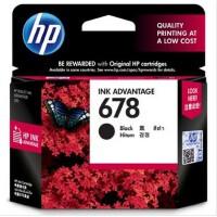 惠普(HP)CZ107AA 678黑色墨盒 (适用 HP DeskJet 2515 1018 1518 2548 3548 4518 )hp3548黑色墨盒 惠普678原装黑色墨盒 hp4518墨盒 hp678黑色墨盒