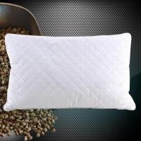 纯荞麦枕芯/枕头 6斤重 纯棉面料护颈枕/荞麦枕 花草枕 枕头 荞麦枕 荞麦枕头