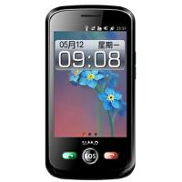 优摩W600 手机 3.5英寸大屏手写 语音 后台QQ jAVA老人手机