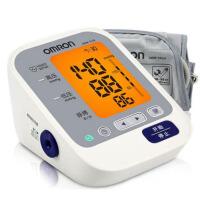 【新品上市】欧姆龙家用电子血压计臂式血压仪血压测量仪HEM-7133 标配