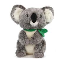 凯弘 考拉毛绒玩具 考拉宝宝 仿真考拉公仔树袋熊娃娃30厘米