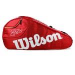 14新品 Wilson/威尔胜 3支装网球拍包 WRZ833 6只装网球包