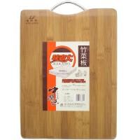 包邮 味老大 长方形竹菜板 楠竹砧板 切菜板 实心竹莱板砧板 40*30*1.9