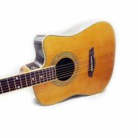 Jackson 杰克逊单板 电箱木吉他 41寸 六弦琴 民谣吉他 电箱琴 初学吉他 入门吉他 民谣吉他 木吉他 送 (大礼包:送防雨包+吉他拨片+吉他一弦+背带+吉他调节扳手+《即兴之路》初学中级教程 ) D-13SC-EQ