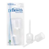 布朗博士8/10安士宽口导气管(2个吸塑装)BL660