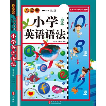 无敌小学英语语法 第2版