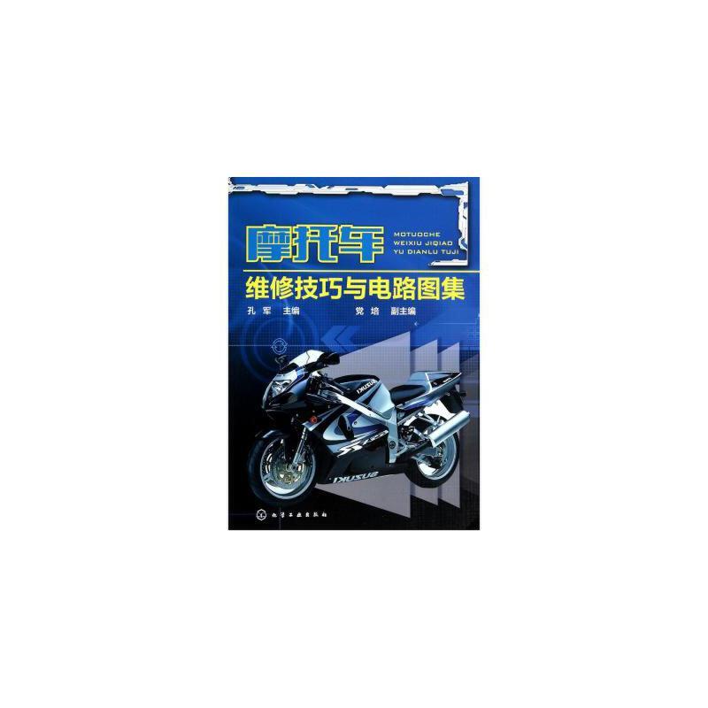 《摩托车维修技巧与电路图集
