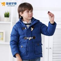 英格里奥童装男童装儿童加厚款羽绒服童装男童儿童羽绒服LLB1702