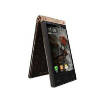 UniscopE/优思 W2014 双模双待电信3G智能双屏翻盖手机 现货