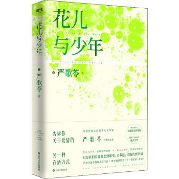 花儿与少年 四川文艺出版社