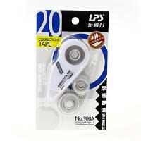 乐普升NO.900A修正带 涂改带 5mm*20m办公修正用品 办公必备 900A 可换替芯