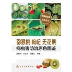 果树病虫害防治丛书--猕猴桃枸杞无花果病虫害防治原色图鉴