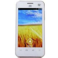 ZTE/中兴 u808 双核1G 移动3G 双卡 安卓4.0智能手机