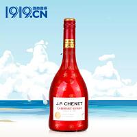 【1919酒类直供】法国原装进口 香奈赤霞珠西拉红葡萄酒精装系列750ml