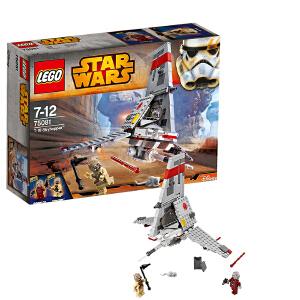 [当当自营]LEGO 乐高 星球大战系列 T-16跃空号战机 积木拼插儿童益智玩具 75081