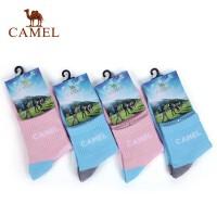 CAMEL 骆驼 骆驼户外 秋冬女款运动速干袜 2FB3002/2FB3001