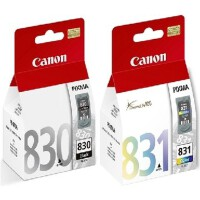 佳能 Canon PG-830+CL-831(套装)MP198 145 476 228 MX308 MX318 墨盒