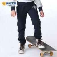 2016秋冬青少年中大童英格里奥童装男童裤子休闲运动裤473