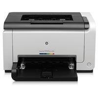 惠普 HP LaserJet Pro CP1025NW 彩色激光打印机 无线wifi云打印  iPhoto直接打印 ipad直接打印 HP1025nw打印机