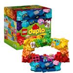 [当当自营]LEGO 乐高 duplo得宝系列 乐高得宝创意拼砌盒 积木拼插儿童益智玩具 10618