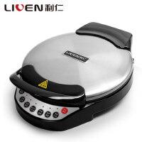 利仁电饼铛LR-303F双面加热烤饼机电煎锅烙饼机煎烤机电饼档正品