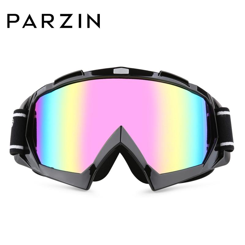 帕森滑雪镜 双层柱面防雾男女偏光 不可卡近视眼镜 滑雪护目镜_亮.