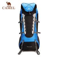 camel骆驼户外双肩背包 新款男女通用大容量徒步登山野营*双肩背包