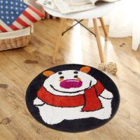 享家卡哇伊系列地垫60*60厘米地毯地垫 儿童地垫 防滑地垫