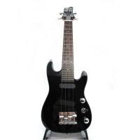 (支持货到付款)ukulele 电尤克里里23寸 夏威夷成人小四弦电琴 电声小吉他 电乌克丽丽  FSUK-1-BK