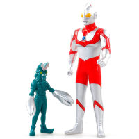 锐视 咸蛋超人奥特曼 8304超人怪兽组合系列