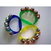 奥尔夫乐器 儿童音乐玩具 塑料把摇铃(1只)